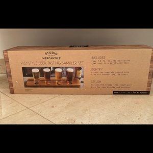 Pub Style Beer Tasting Sampler Set